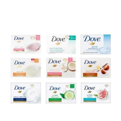 Тоалетен Сапун Dove-cream oil/pink/chea butter- 100 г